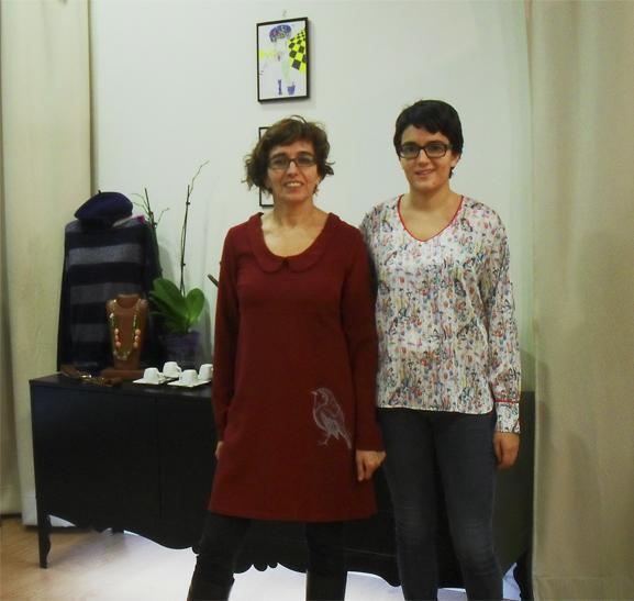 vestido Malahierba & camisa Miclo