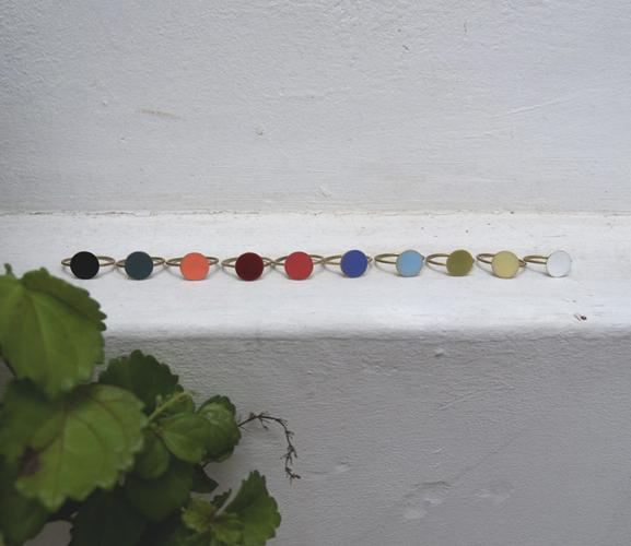 latonta y larubia-anillos