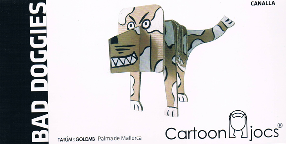 cartoon jocs-canalla
