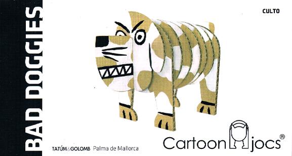 cartoon jocs -culto