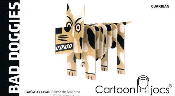 cartoon jocs-guardián