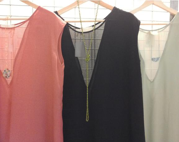 vestidos-maría roch & collares