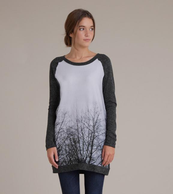 vestido árboles-nice things