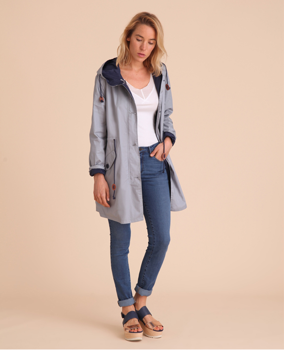 trench reversible -nice things