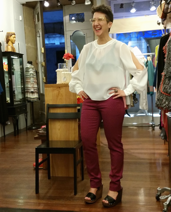 pantalón-nice things camisa-mónica cordera