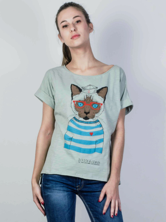 camiseta-devota& lomba-cat saylor