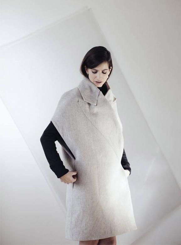 abrigo de lana originales mujer  ecb77290c081