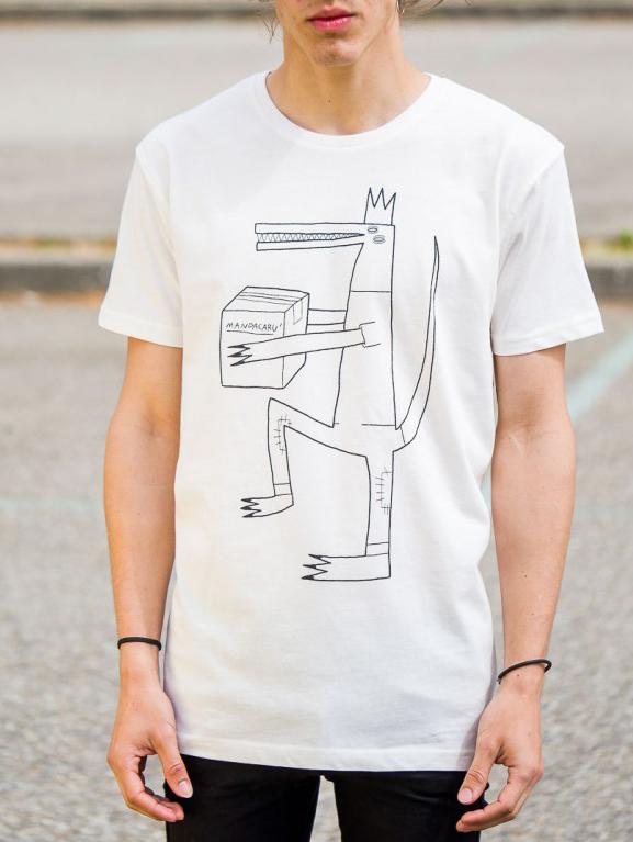 camiseta-mandacaru´- rey cocodrilo