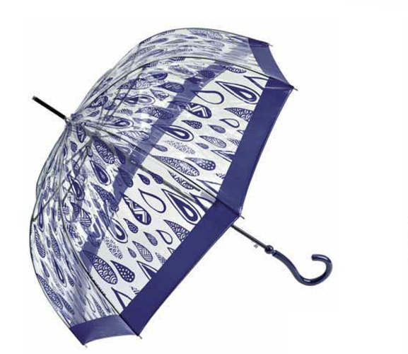 paraguas-Joy Heart-azul