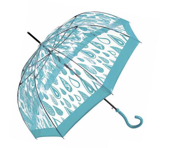 paraguas-Joy Herat turquesa
