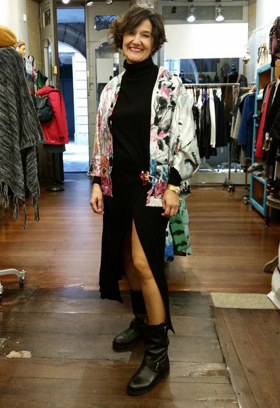 vestido-Azabal&kimono-miclo&As Marías-Ana Miguéns-Toñi