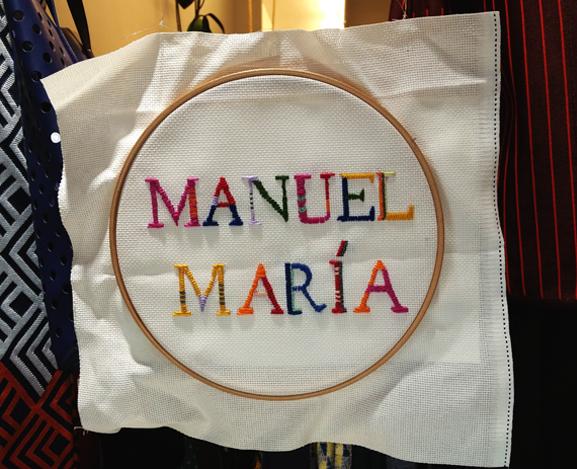 Manuel María-Letras Galegas 2016