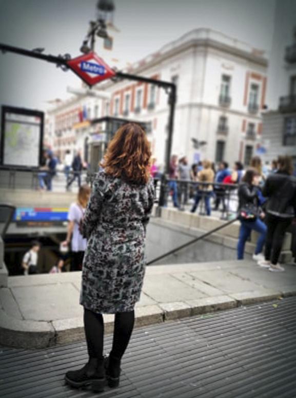 vestido-nathalie vleeschouwer-Metro Madrid