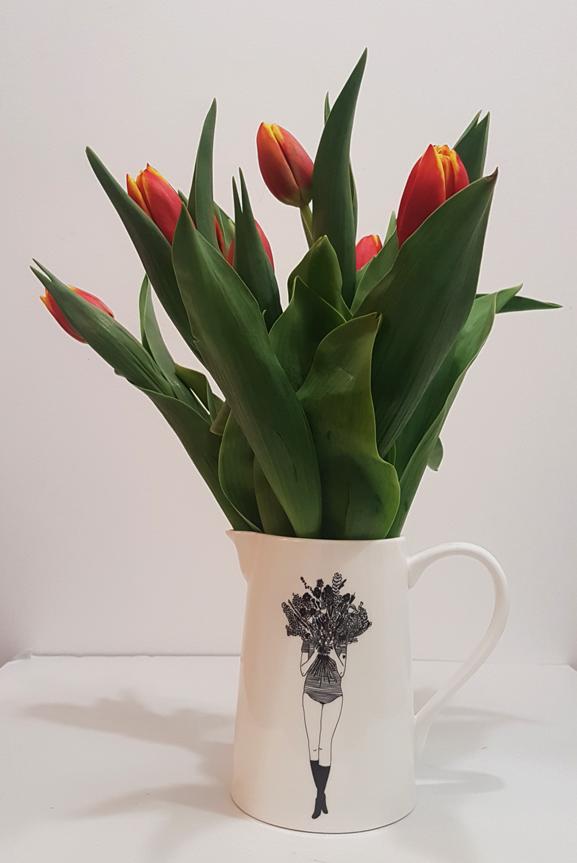 xarrón-tulipáns