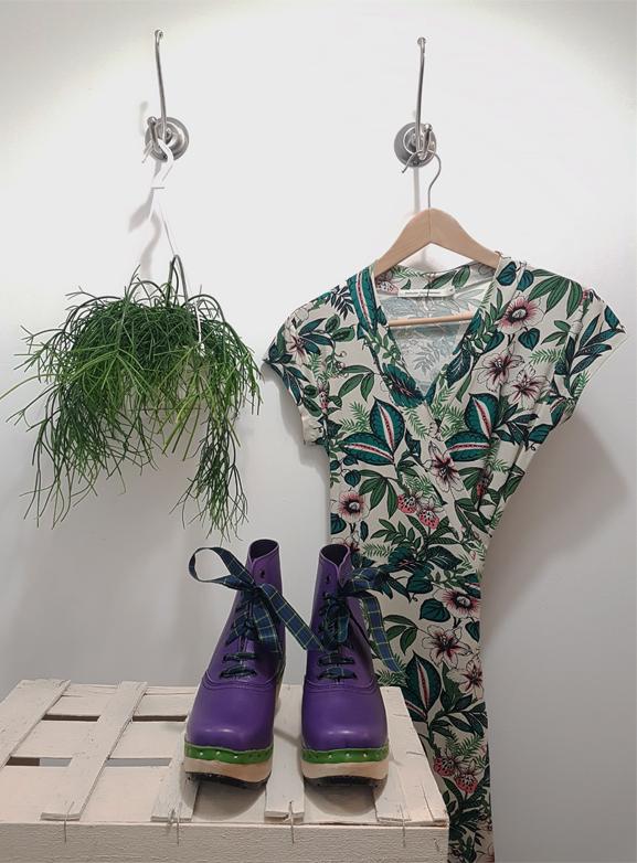 zocos e vestido nathalie vleeschouwer