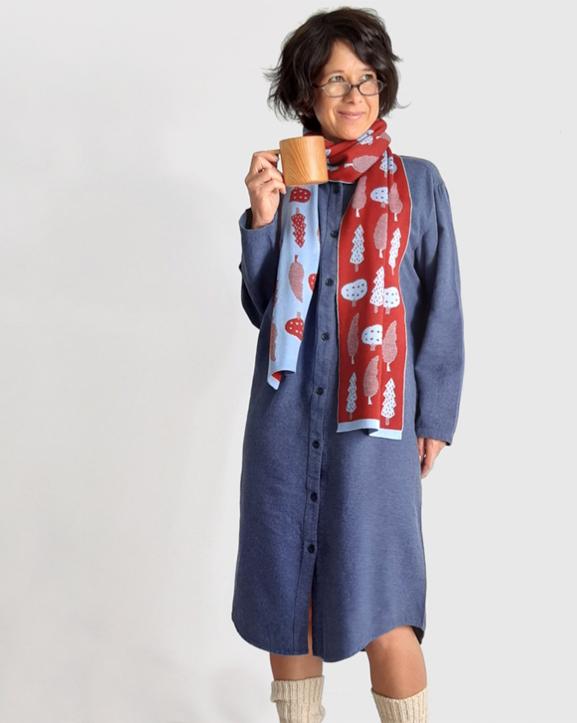 bufanda-árbores-la merino