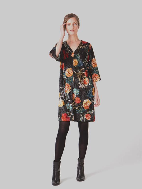 vestido-terciopelo-nathalie vleeschouwer